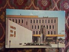 Vintage Postcard Public Library, Headquarters For Hennepin County & Minneapolis