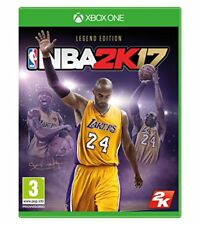 Nba 2k17 Legend Collector's Limited Edition (basket 2017) Xbox One 2k Games
