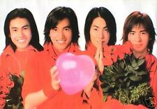 "F4 ""Balloon & Roses"" Thailand Poster - Fantasy Forever!"