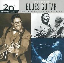 1 CENT CD The Best of Blues Guitar:  20th Century Masters buddy guy, b.b. king