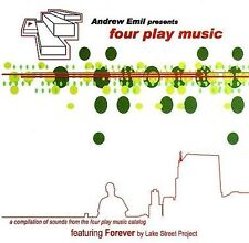Audio CD Andrew Emil Present Four Play Music - Emil, Andrew - Free Shipping