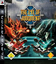 PS3 - THE EYE OF JUDGEMENT - PLAYSTATION 3 Top