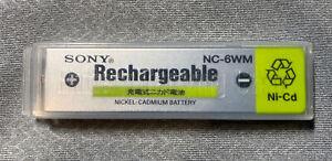 Sony Walkman NC-6WM Gumstick Battery