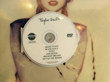 Taylor Swift BAD BLOOD DVD 6 music videos 1989 shake it off Out of the woods