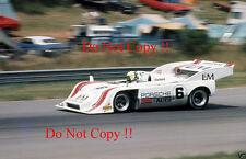 George Follmer Penske Porsche 917/10 Road Atlanta Can Am 1972 Photograph