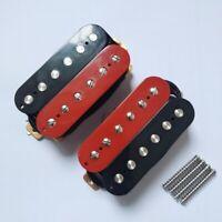 Les Paul Epiphone Electric Guitar Pickups Humbucker Set 2 Magnet Ceramic Pickups