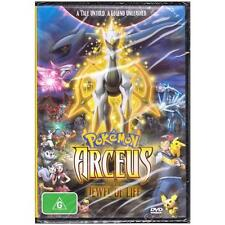 DVD POKEMON ARCEUS AND THE JEWEL OF LIFE MOVIE 12 Animated Children G R4 [BNS]