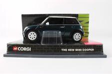 CORGI CC86506 MINI COOPER diecast model car British Racing green 1:36th scale