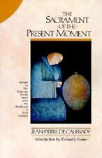 Sacrament of the Present Moment, The-ExLibrary