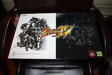 Street Fighter IV Arcade Fight Stick Tournament Edition TE Xbox 360 Complete box