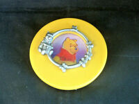 Winnie the Pooh Picture Frame  Disney Pooh Honey Pot Bees in Metal