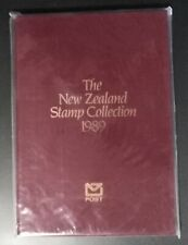 Decimal,Pacific,New Zealand,1989 Year Book,Post Office Fresh,As New!,#2326