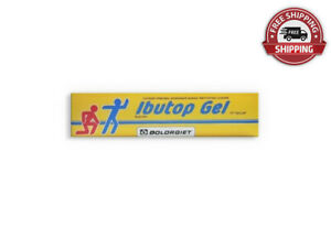 Ibutop Gel reduces inflammation and pain 100g FREE SHIPPING