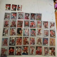 HUGE RED-WINGS GOALIE CHRIS OSGOOD DIFFERENT CARDS LOT ROOKIES NHL HOCKEY