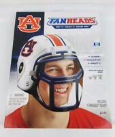 Fan Heads NEW - Auburn Tigers War Eagle Helmet Tailgate Party Game NIB