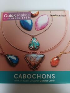 Jewellery Maker cabachons By Gemma Crow cd rom