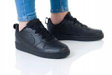 Nike COURT BOROUGH LOW 2 (GS) DAMEN JUNIOR SPORTSCHUHE TURNSCHUHE BQ5448-001