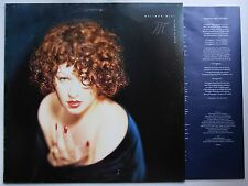 Melinda Miel The Law Of The Dream 1992 LP + Innerbag Marc Almond