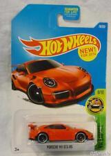 Porsche 911 GT3 RS Diecast Model Car From HW Exotics by Hot Wheels