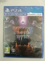 tetris effect playstation vr psvr ps4 ps 4 playstation 4 neuf