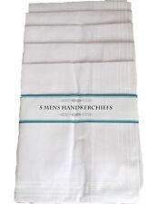 Cotton Blend Men's Handkerchiefs