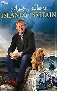 Islands Of Britain DVD Martin Clunes Documentary Original UK Rele New Sealed R2
