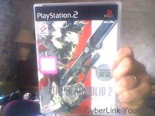 Jeu Playstation 2 Metal Gear solid 2