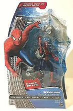 Spiderman 3 Marvel Legends Working Zip-Line Action Figure Hasbro 2007