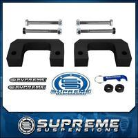 "2"" Lift Leveling Kit 07-19 Chevy Silverado GMC Sierra 1500 Front Strut Spacers"