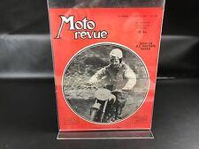 Moto Revue 1954 N° 1168 ESSAI 125 DS MALTERRE BRIBAN