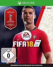 Microsoft Xbox One S 1TB Weiss Spielekonsole FIFA18 WM2018 BUNDLE *NEU *HÄNDLER