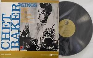 517 33 Giri Chet Baker Sings R International GIR 24-003 Italy