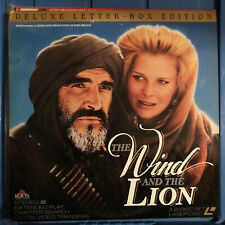 The Wind and the Lion  NTSC Englisch Sean Connery