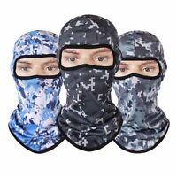 pêche 3d cagoules de camouflage protéger le masque beanie chapeau le cyclisme.
