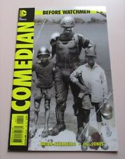 DC - Before Watchmen - Comedian #4 (of 6) (2012) - NM
