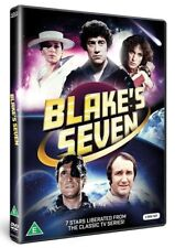 BLAKE'S 7 STARS LIBERATED FROM THE CLASSIC TV SERIES! Blakes Seven - NEW DVD R0