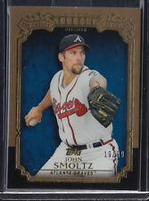"2013 TOPPS ""THE GREATS"" JOHN SMOLTZ GOLD PARALLEL INSERT #TG-11 BRAVES HOF /99"