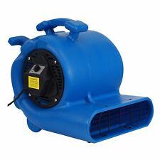MOUNTO 3/4hp 3000cfm Commercial Air Mover Carpet floor dryer