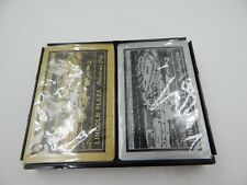 Lincoln Plaza, Oklahoma City Vintage Playing Cards SEALED Double Deck Hoyle