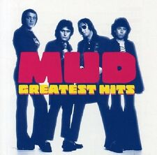 Mud Greatest Hits CD NEW SEALED Tiger Feet/Rocket/Cat Crept In/Dyna-Mite/Crazy+