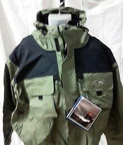 1 Wright & McGill XL Bighorn Wading Jacket(WMEWJ-XL) R151303