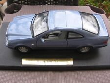 Mercedes-Benz CLK-Coupé 230 KOMPRESSOR Lilac-Blue ANSON 1:18!