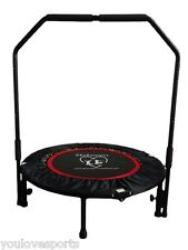 SkyJumper40 Inch Foldable Trampoline with Handle or Support Bar ,mini trampoline