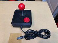 Atari 2600/7800 Competition Pro shaped 3D Printed Joystick Sanwa clone stick