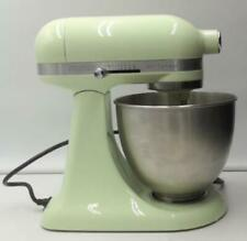 KitchenAid KSM3311XHW Artisan 3.5-Qt Mini Stand Mixer, Honeydew $549.99