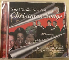 CHRISTMAS ALL STARS The World's Greatest Christmas Songs - CD - BRAND NEW Sealed