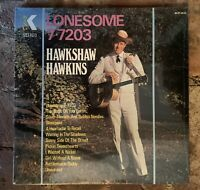 Lonesome 7-7203 by Hawkshaw Hawkins (Vinyl LP, Sealed) MINT SUPER CLEAN