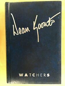 Watchers Dean Koontz Signature Series 1998 Hardback