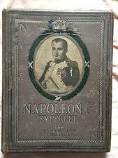 Napoléon Ier, empereur des Français parLouis Lumet
