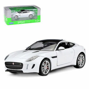 Welly 1:24 Jaguar F Type Coupe Diecast Metal Model Car New in Box